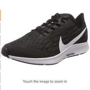 Nike Zoom Pegasus 36 Black Runners Size 10